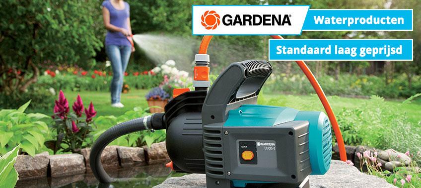 Gardena Waterproducten Standaard laag geprijsd