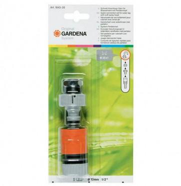 """Gardena system aansluitset 1/2"""""""