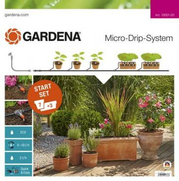 Gardena MDS set M bloembakken