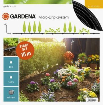 Gardena MDS startset S voor 15 m rijplanten