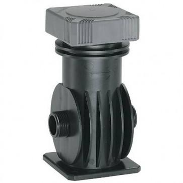 Gardena sprinklersystem centraal filter