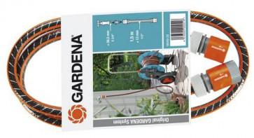 """Gardena Aansluitgarnituur Comfort FLEX 1/2"""""""
