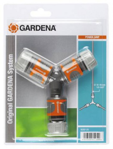 Gardena 3-wegset