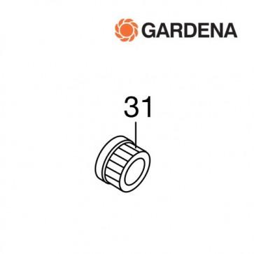 Gardena ritzel rechts voor kooimesmaaier 380c