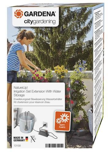 Gardena NatureUp! Uitbreidingsset Bewatering Waterreservoir