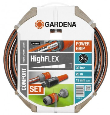 "Gardena SET comfort HighFLEX slang 13mm (1/2""),20m"