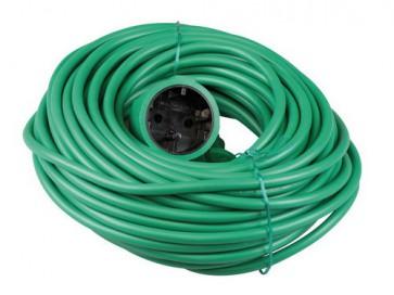 Bellson Verlengsnoer 20 meter groen