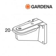 Gardena wandhouder voorGardena roll-up 15m
