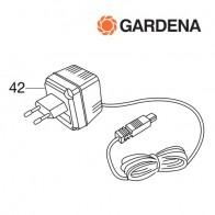 Gardena Oplader voor buxusschaar & heggenschaar