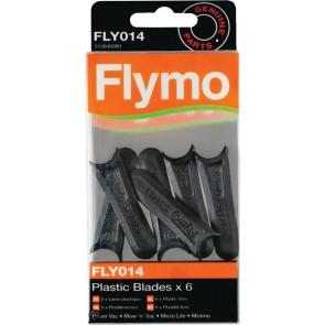 Flymo kunststof messen voor Microlite. FLY014
