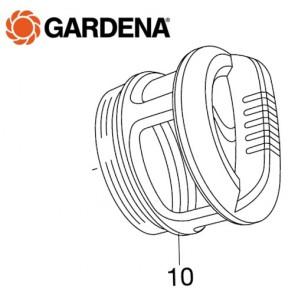 Gardena Shampoo dop voor watersteel 90 en 150cm