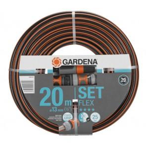 "Gardena SET Comfort FLEX slang 13mm (1/2""),20m"