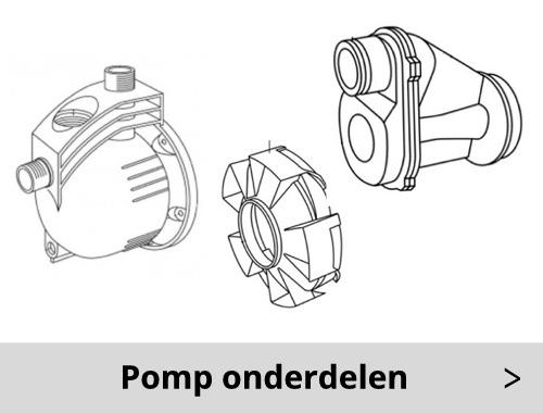 Gardena Pomp onderdelen