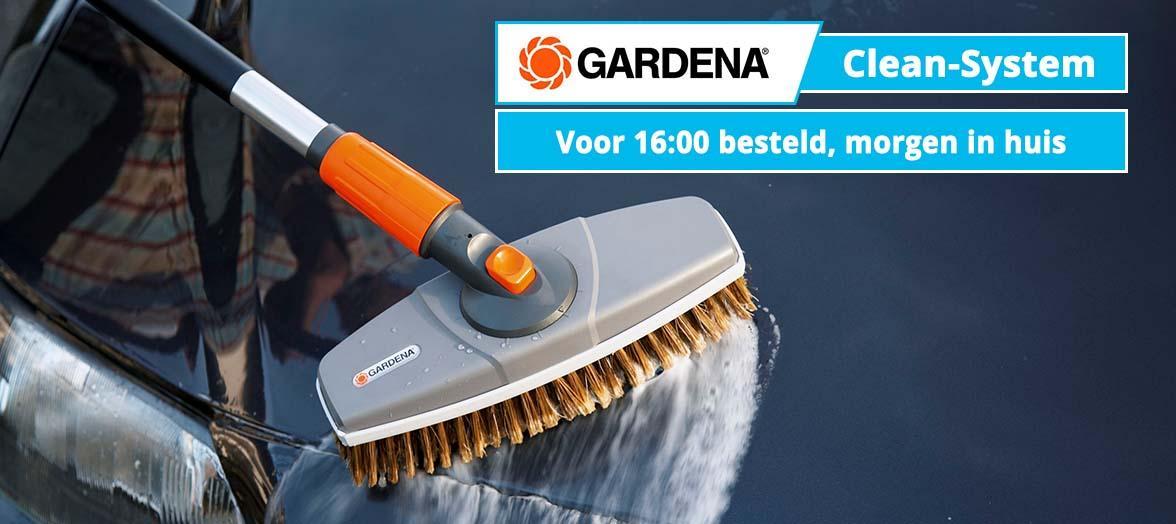 Gardena Clean-System