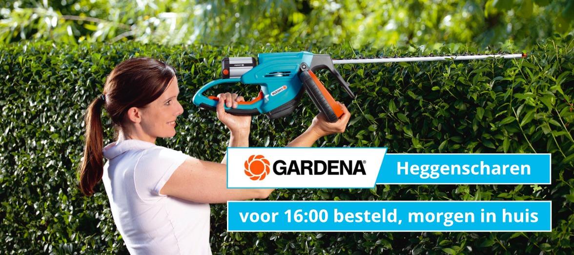 Gardena heggenschaar
