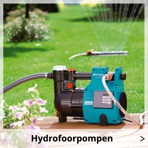 Gardena Hydrofoorpompen