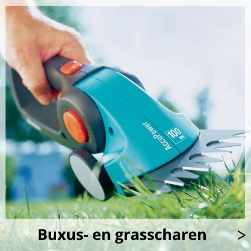 Gardena Buxus- en grasscharen