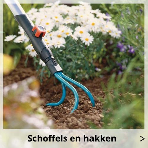 Gardena Schoffels en hakken