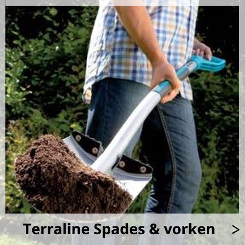 Gardena Terraline Spades & vorken