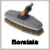 Gardena Clean System borstels