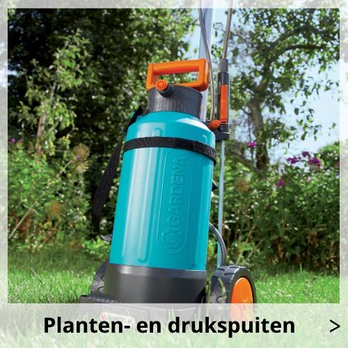 Gardena Planten- en drukspuiten