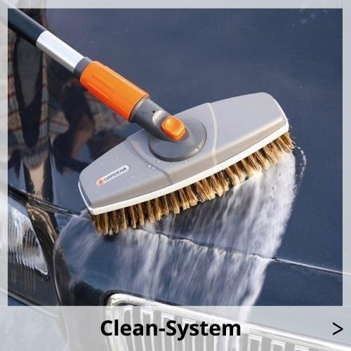 Gardena Cleansystem