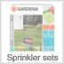 Gardena Sprinkler-System sprinklersets