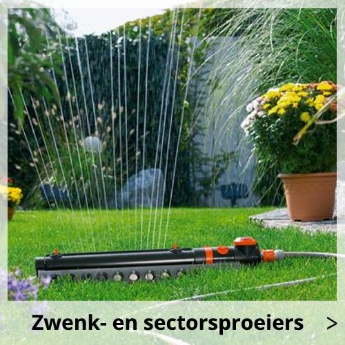 Gardena Zwenk- en sectorsproeiers